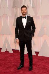 Ryan Seacrest : 87th Annual Academy Awards 2015