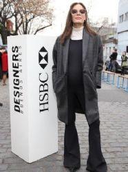 Emilia Attías: fashion event