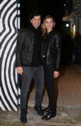 Sakis Rouvas and Katia Zygouli: theater night