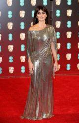 Penelope Cruz wears Versace Dress : EE British Academy Film Awards