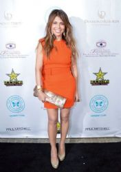 Paula Abdul: Out in Orange for Summer Spectacular