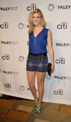 Maggie Grace : 'Lost' Cast Reunion at The Paley Center