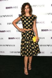 Aly Michalka attends the Teen Vogue Young Hollywood party