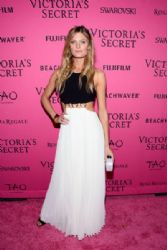 Constance Jablonski: 2015 Victoria's Secret Fashion After Party