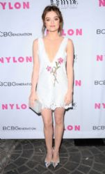 Lucy Hale: NYLON Young Hollywood Party, Presented By BCBGeneration