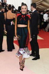 Miranda Kerr: 'Manus x Machina: Fashion In An Age of Technology' Costume Institute Gala - Arrivals