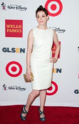 Rose McGowan arrives at the 10th Annual GLSEN Respect Awards
