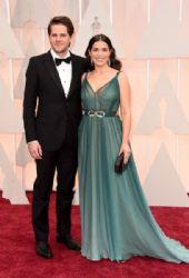 America Ferrera and Ryan Williams: 87th Annual Academy Awards 2015
