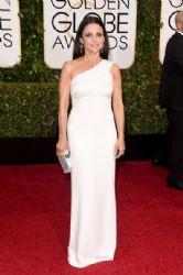 Julia Louis-Dreyfus: 72nd Annual Golden Globe Awards 2015- Arrivals