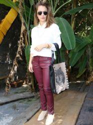 Dolores Fonzi: fashion event