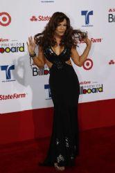 Tatiana Capote: Latin Billboard Awards 2012