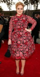 Adele: The 55th Annual GRAMMY Awards
