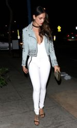 Eiza Gonzalez: Parties at The Delilah Club in West Hollywood 10/15/ 2016