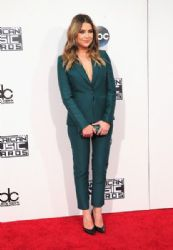 Ashley Benson: 2015 American Music Awards - Red Carpet