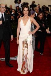 Cobie Smulders wears Reed Krakoff - MetGala 2014
