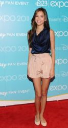 Kelsey Chow: D23 Expo held at the Anaheim Convention Center