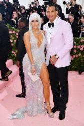 Jennifer Lopez and Alex Rodriguez: The 2019 Met Gala Celebrating Camp: Notes on Fashion - Lookbook