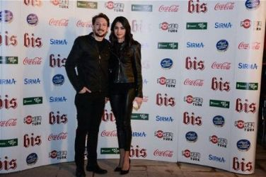 Engin Hepileri and Beyza Sekerci : BİS Club Opening Party