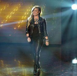 Demi Lovato: American Idol guest
