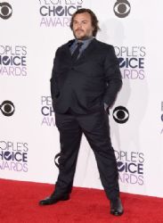 Jack Black: People's Choice Awards 2016 - Red Carpet