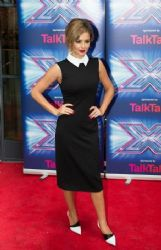 Cheryl Cole wears Jason Wu - 'The X Factor' Press Launch