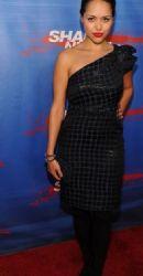 Alyssa Diaz: Premiere of Shark Night 3D held at Universal CityWalk