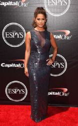 Rocsi wears JS Collections - 2015 Espys Awards