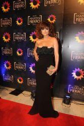 Araceli González: Martin Fierro Awards 2015