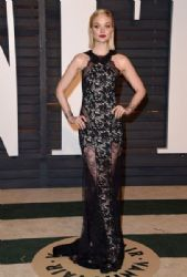 Bella Heathcote: 2015 Vanity Fair Oscar Party