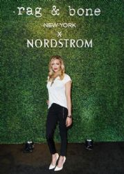 Katie Cassidy: Rag & Bone Personal Appearance and Cocktail Party at Nordstrom Pacific Centre