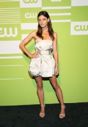 Phoebe Tonkin: attends The CW Network's New York 2015 Upfront Presentation at The London Hotel