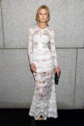 Toni Garrn - 2015 Amfar New York Gala