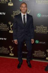 Bryton James: The 41st Annual Daytime Emmy Awards - Arrivals
