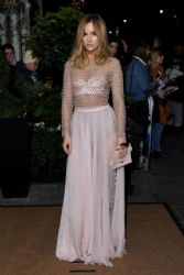 Suki Waterhouse – London Evening Standard British Film Awards 12/8/ 2016