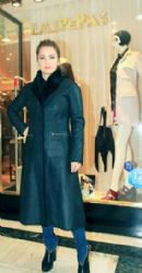 Dolores Fonzi: shopping time