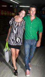 Florencia Bertotti and Federico Amador: theater premiere