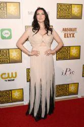 Laura Prepon wears Alice + Olivia - 2014 Critics' Choice Television Awards