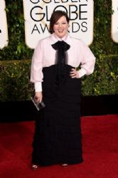Melissa McCarthy: 72nd Annual Golden Globe Awards 2015- Arrivals