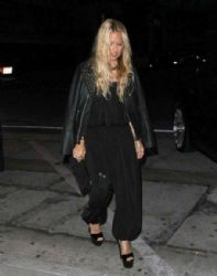 Rachel Zoe: dine out at Craig's restaurant  in West Hollywood