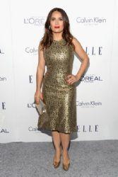 Salma Hayek: 22nd Annual ELLE Women in Hollywood Awards