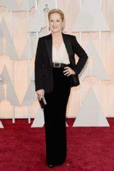 Meryl Streep : 87th Annual Academy Awards 2015