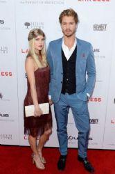 Chad Michael Murray ,Kenzie Dalton 'Lawless' premiere in Los Angeles - August 22, 2012