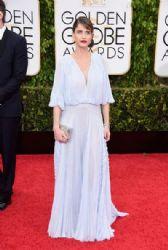 Amanda Peet: 72nd Annual Golden Globe Awards 2015- Arrivals