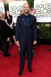 Common: 72nd Annual Golden Globe Awards 2015- Arrivals
