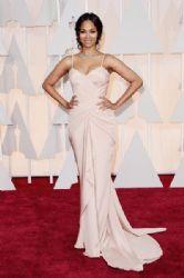 Zoe Saldana: 87th Annual Academy Awards 2015