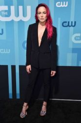 Caity Lotz – 2017 CW Upfront Presentation in New York May 18, 2017