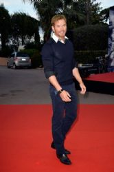 Kellan Lutz: Arrivals at the World Music Awards