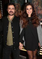 Katerina Papoutsaki and Panagiotis Pilafas: movie premiere