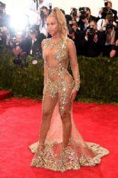 Beyoncé wears Givenchy - 2015 Met Gala