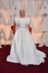 Lady Gaga: 87th Annual Academy Awards 2015